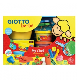 Conjunto Giotto Be-Be My Chef