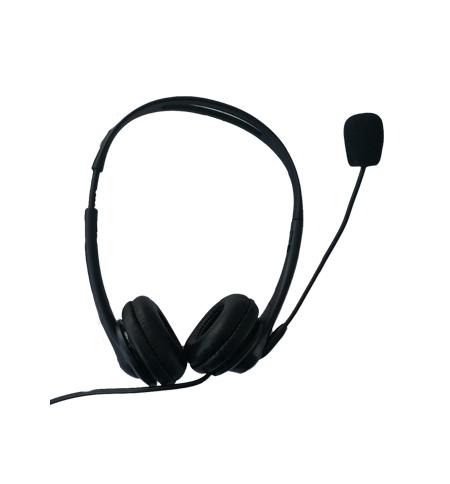 Headset USB para Call Centers e Video Gamers