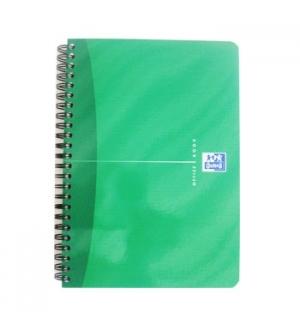 Caderno Espiral Oxford Office Book Cartao A5 Quadri. 90fls