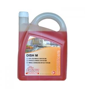 Detergente Manual Loiça DISH M Glow Sem perfume 5L