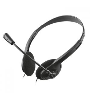 Headset Trust com microfone Chat