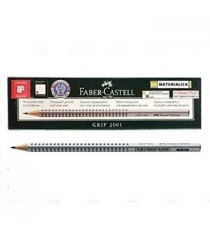 Lapis Carvao HB Faber-Castell Grip 2001 Cx 12un