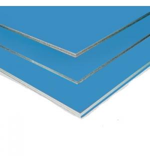 Placa K-Line Azul 5mm 50x70cm Pack 40un