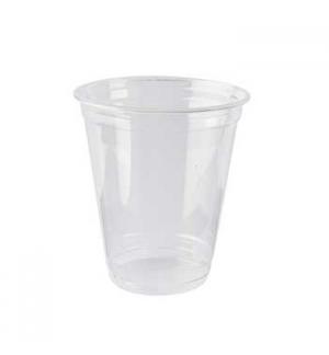 Copo PLA Bebidas Frias Transparente 300ml 10,7cm 70un