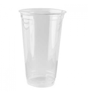 Copo PLA Bebidas Frias Transparente 500ml 15,1cm 60un