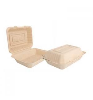 Embalagem Alimentar Bionic 16,5x22,5x6,4cm 1000ml 50un