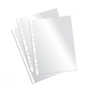 Bolsa Catalogo A4  (micas) 40 micros Pack 10un