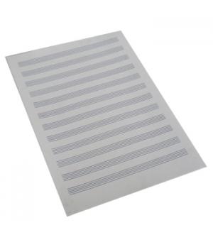 Caderno de Musica AA/1 Branco