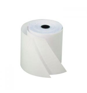 Rolos Papel Autocopiativo 57X70X11 (Branco/Branco) Pack10