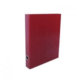 Pasta Arquivo Fibra L45 310x245 Vermelho 1un