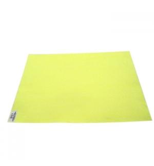 Cartolina 240gr 1 folha 50x65cm Amarelo Fluorescente