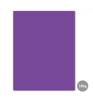 Cartolina A4 180gr 100 Folhas Sirio Violeta (7L)