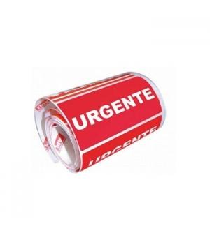 Etiquetas Pre-impressas (Urgente) 100x50mm Rolo 200un