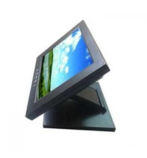 """Display Monitor Ddigital 10"""" AV/HDMI/SVIDEO/VGA DD-1088"""