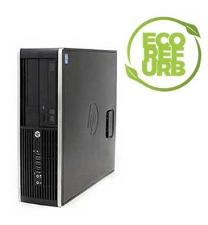 PC HP RECONDICIONADO 6300 Pro SFF i3-3220 4Gb 500Gb DVD W7Pr