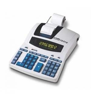 Calculadora de Secretaria Ibico 1231 X 12 Digitos c/ Fita