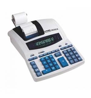 Calculadora de Secretaria Ibico 1232 X 12 Digitos c/ Fita