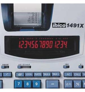 Calculadora de Secretaria Ibico 1491 X 14 Digitos c/ Fita