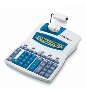 Calculadora de Secretaria Ibico 1221 X 12 Digitos c/ Fita