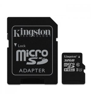 Cartao Memoria KINGSTON 32GB Canvas Select Micro SDHC