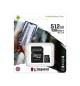 Cartao Memoria KINGSTON 512GB micSDXC Canvas Select Plus