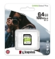 Cartao Memoria KINGSTON 64GB SDHC Canvas Select Plus