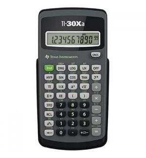 Calculadora Cientifica Texas TI 30XA