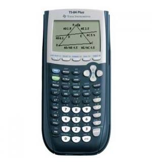 Calculadora Grafica Texas TI 84 Plus