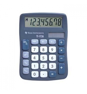 Calculadora de Secretaria Texas TI 1726
