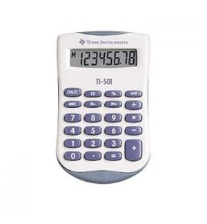 Calculadora de Secretaria Texas TI 501