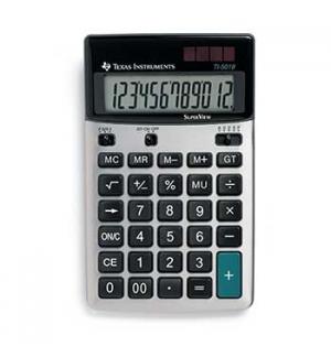 Calculadora de Secretaria Texas TI 5018 SV