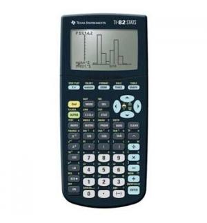 Calculadora Grafica Texas TI 82 Stats