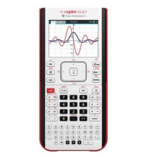 Calculadora Grafica Texas TI Nspire CX II-T