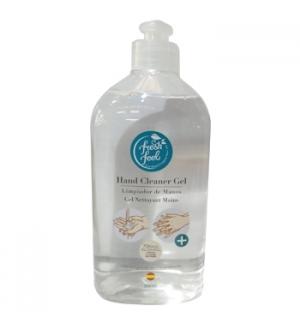 Gel Higienizante Desinfetante Flip Top Maos 500ml