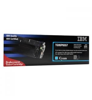 Toner IBM p/HP Laserjet 305A (CE411A) Cian