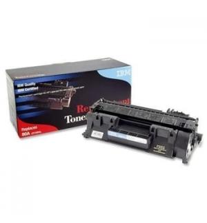 Toner IBM p/HP Laserjet 80A Pro 400/M401 (CF280A) Preto
