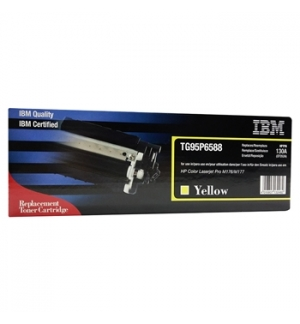 Toner IBM p/HP Laserjet 130A Pro MFP M176n (CF352A) Amarelo