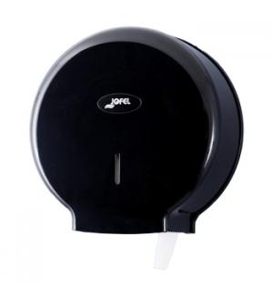 Dispensador de Papel Higienico Jumbo Smart Preto