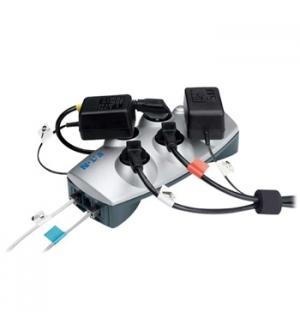 Bloco 5 Tomadas ProtectionBox + Telefone