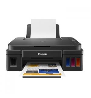 Multifuncoes CANON Tinta A4 Pixma G2501+Tinteiro Extra Preto