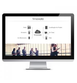 Expansao TimeMoto Cloud/CloudPlus 1 Ano 100 Utilizadores