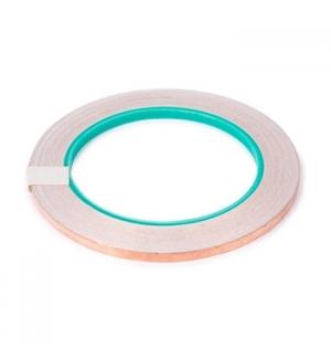 Fita adesiva em cobre - 5 mm x 25 m