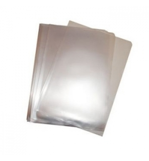 Bolsa Plastificacao Termica 090x130mm 125mic Cx100un