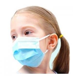 Mascara Descartavel Crianca 3 Camadas 1un
