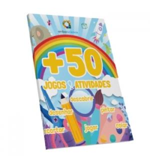 Livro de Atividades +50 Jogos e Atividades