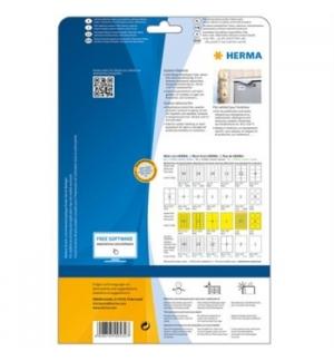 Etiquetas 63,5x33,9mm à Prova de Água Branco 10Fls 240un