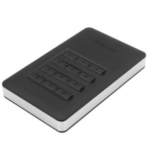 "Disco Externo 1TB HDD 2.5"" VERBATIM Store-n-Go USB 3.1 Preto"
