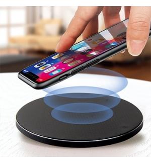 Carregador Wireless Smartphones Carga Rápida 10W