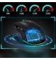 Rato PC Gamer Optico USB com 4 modos RGB 3200 DPI