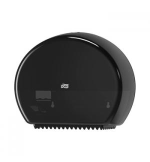 Dispensador Papel Higienico TORK T2 Mini Jumbo Cor Preto